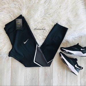 NWT Nike Women's Power Tight Gym Flutter